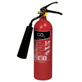 CO2 Extinguisher maintenance